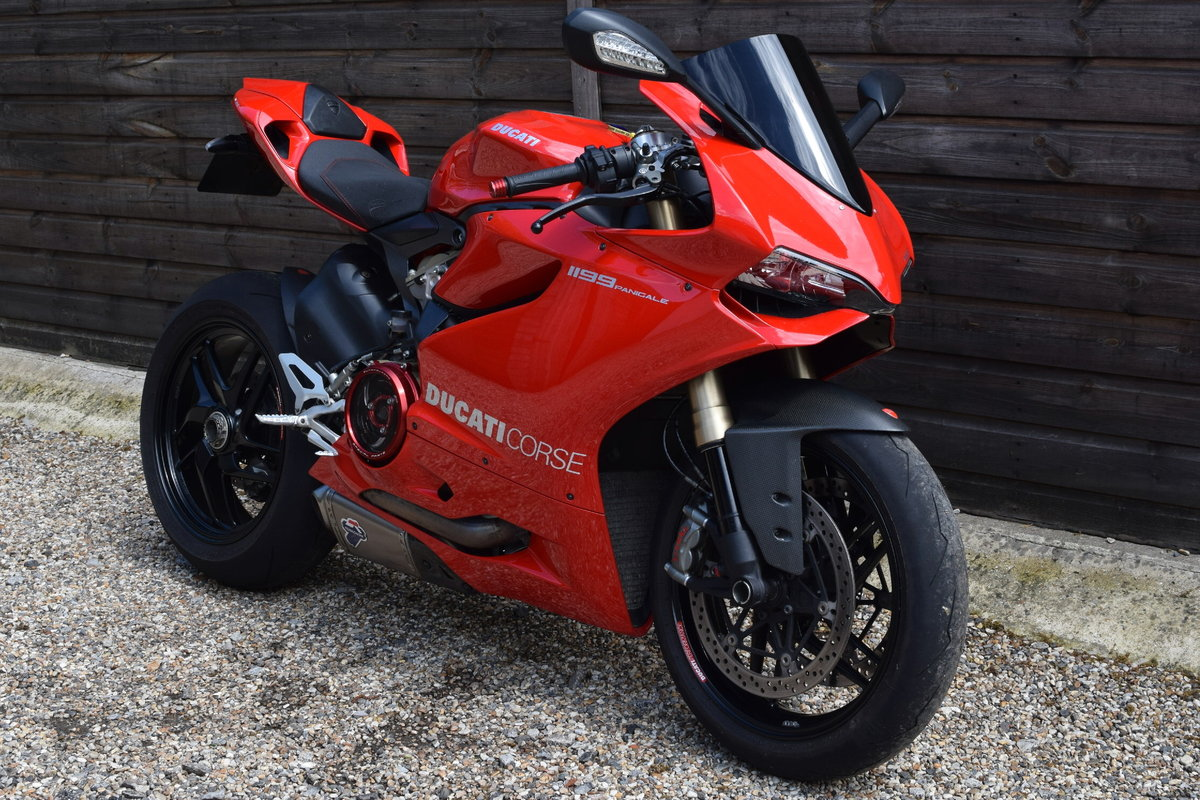 Ducati 1199 Panigale Abs Termignonis Expensive Parts 2012 For