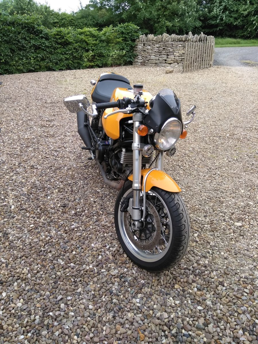 2007 Ducati Sport 1000 (Biposto) cafe racer SOLD (picture 4 of 6)