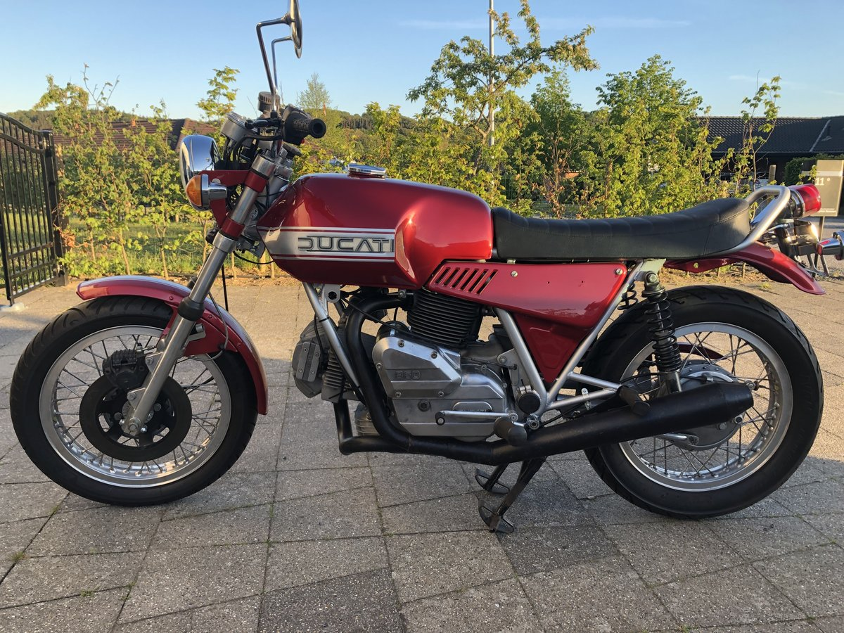 1976 Ducati 860 For Sale (picture 1 of 6)