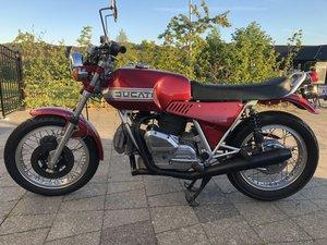 1976 Ducati 860
