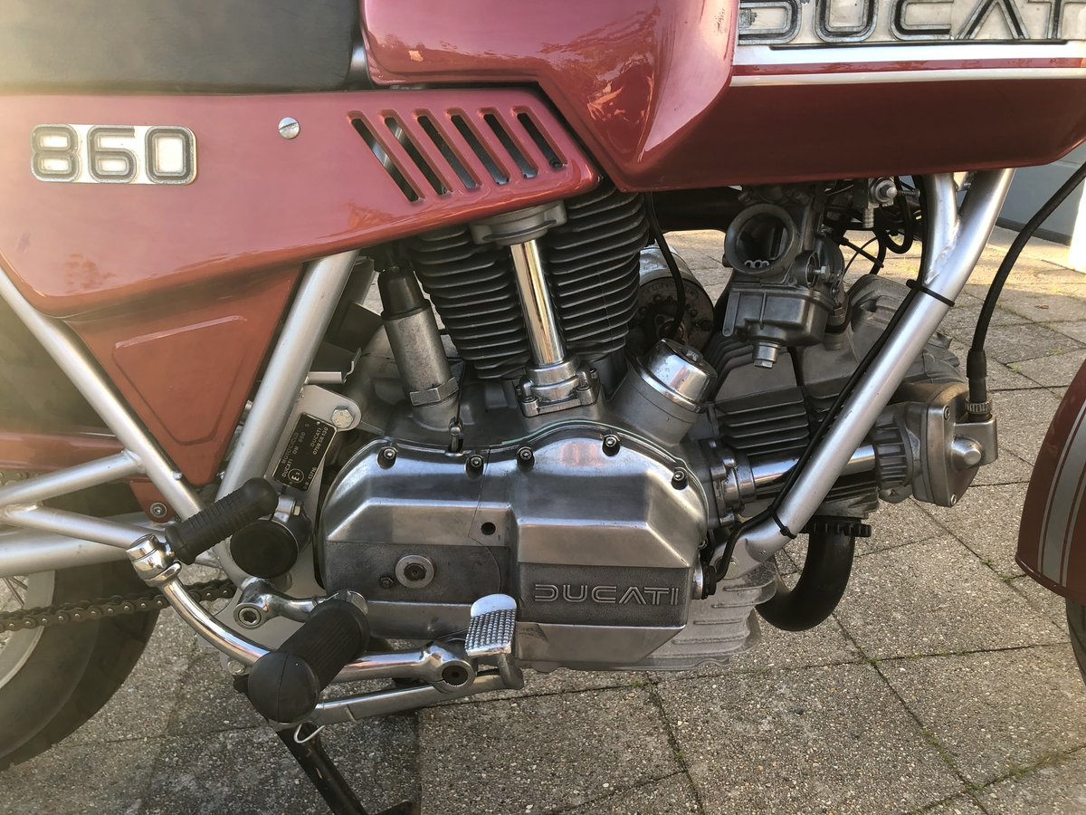 1976 Ducati 860 For Sale (picture 4 of 6)