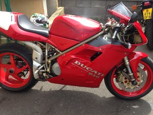 1997 Ducati 916 For Sale