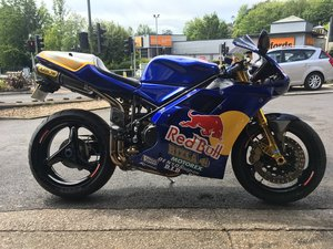 1996 DUCATI 916 RED BULL For Sale