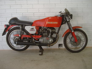 1962 Ducati 160