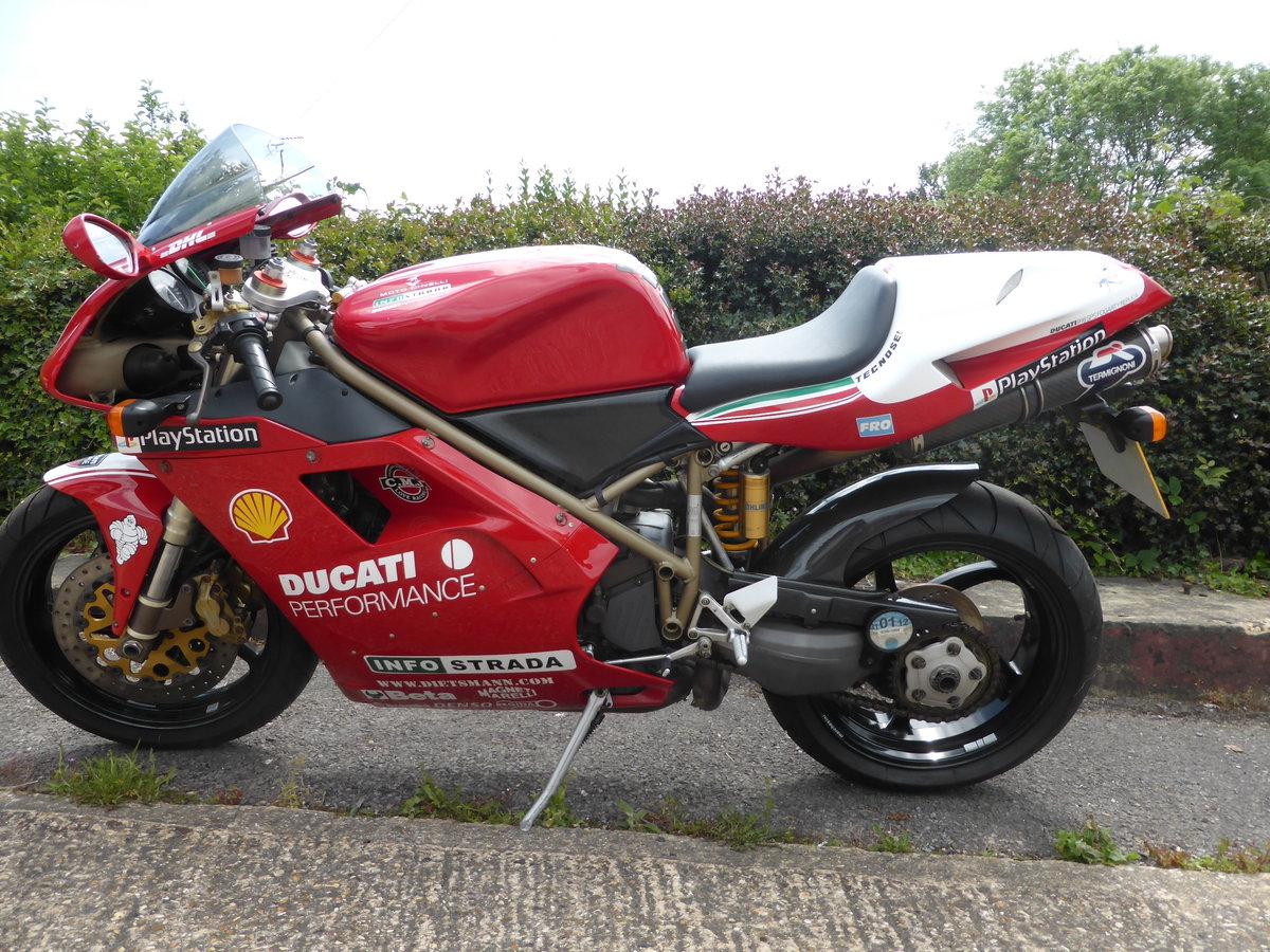 1998 DUCATI 916 CARL FOGARTY REPLICA For Sale (picture 3 of 6)