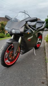 2002 Ducati  748s