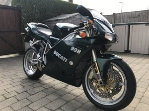 2004 Ducati 998 Matrix Reloaded Limited Edition For Sale