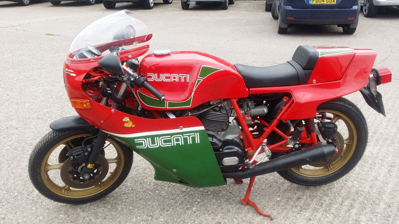 1983 Ducati 900 MHR For Sale (picture 1 of 6)