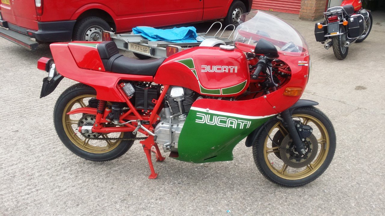 1983 Ducati 900 MHR For Sale (picture 2 of 6)