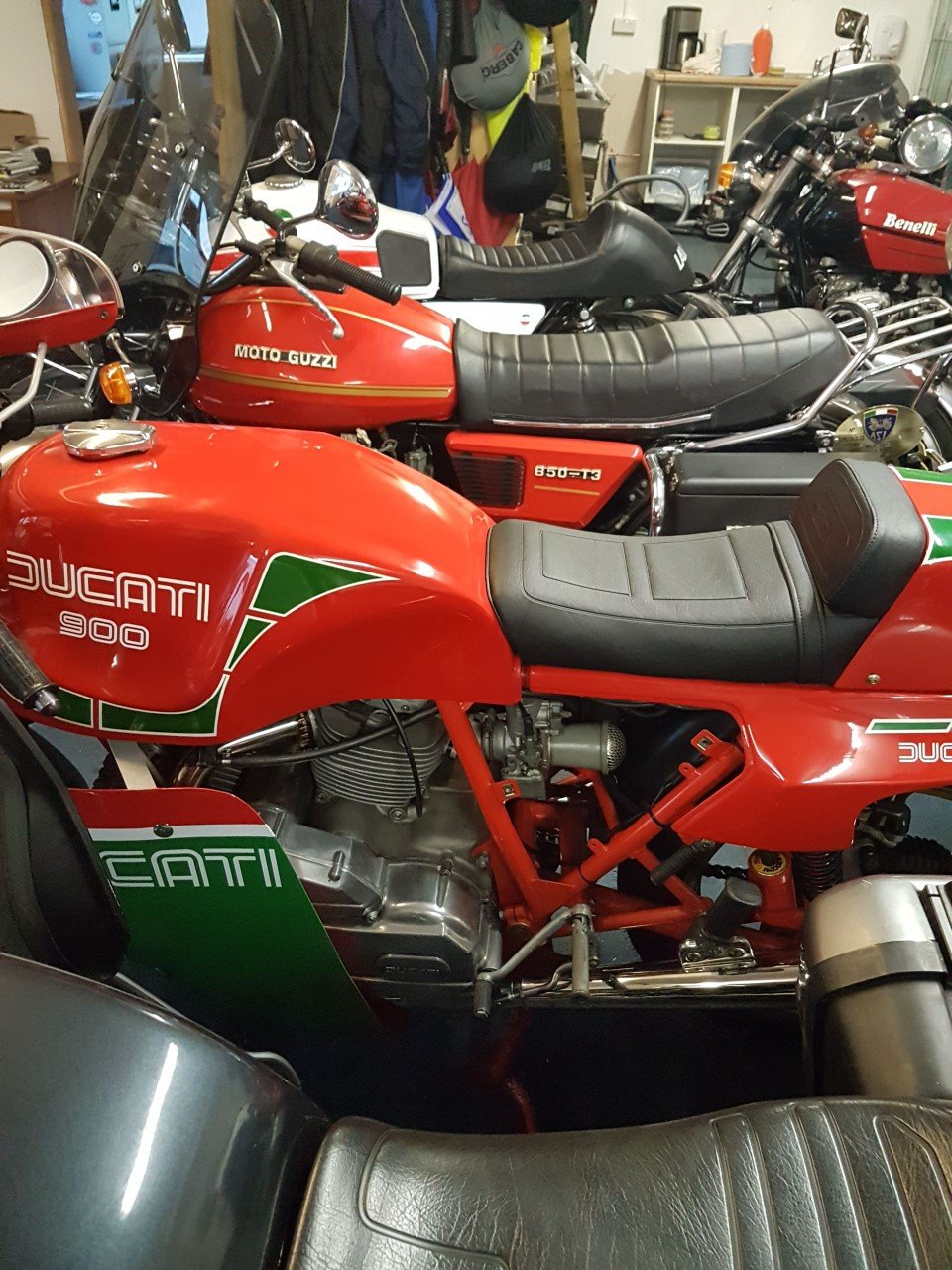 1983 Ducati 900 MHR For Sale (picture 4 of 6)