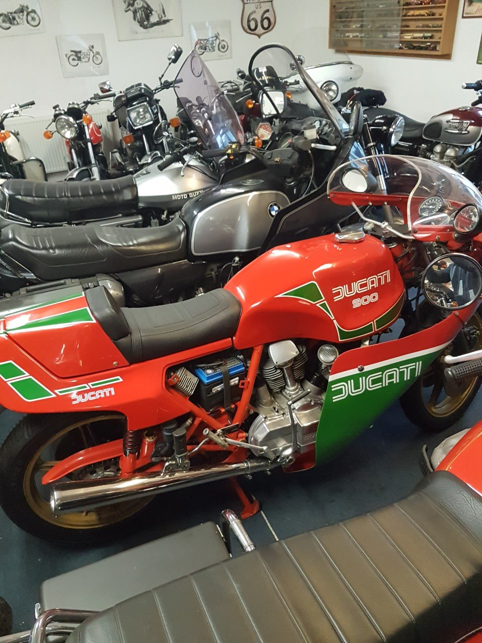 1983 Ducati 900 MHR For Sale (picture 5 of 6)
