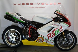 Ducati 1098R Race bike Ex Rutter TT NW200