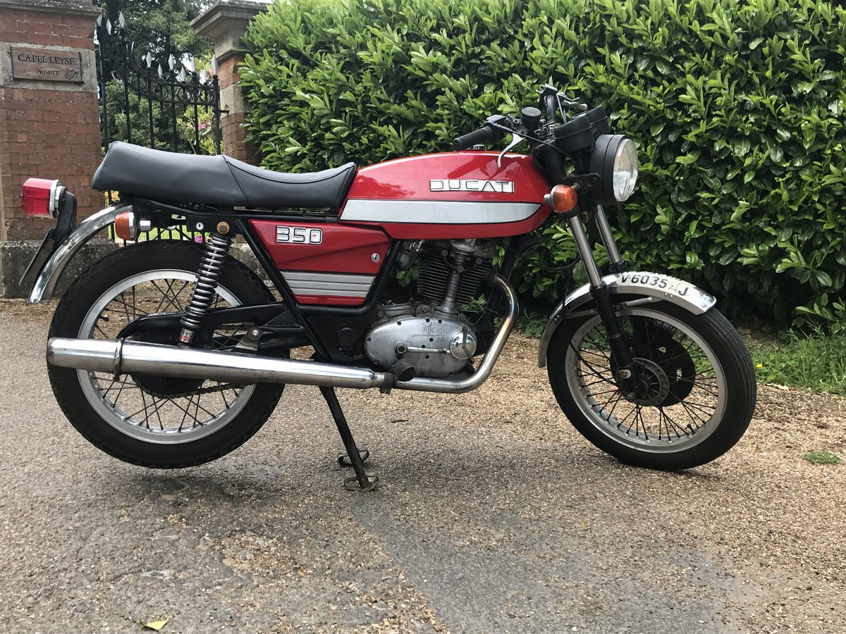 Ducati 350 Forza 1977 For Sale (picture 1 of 6)