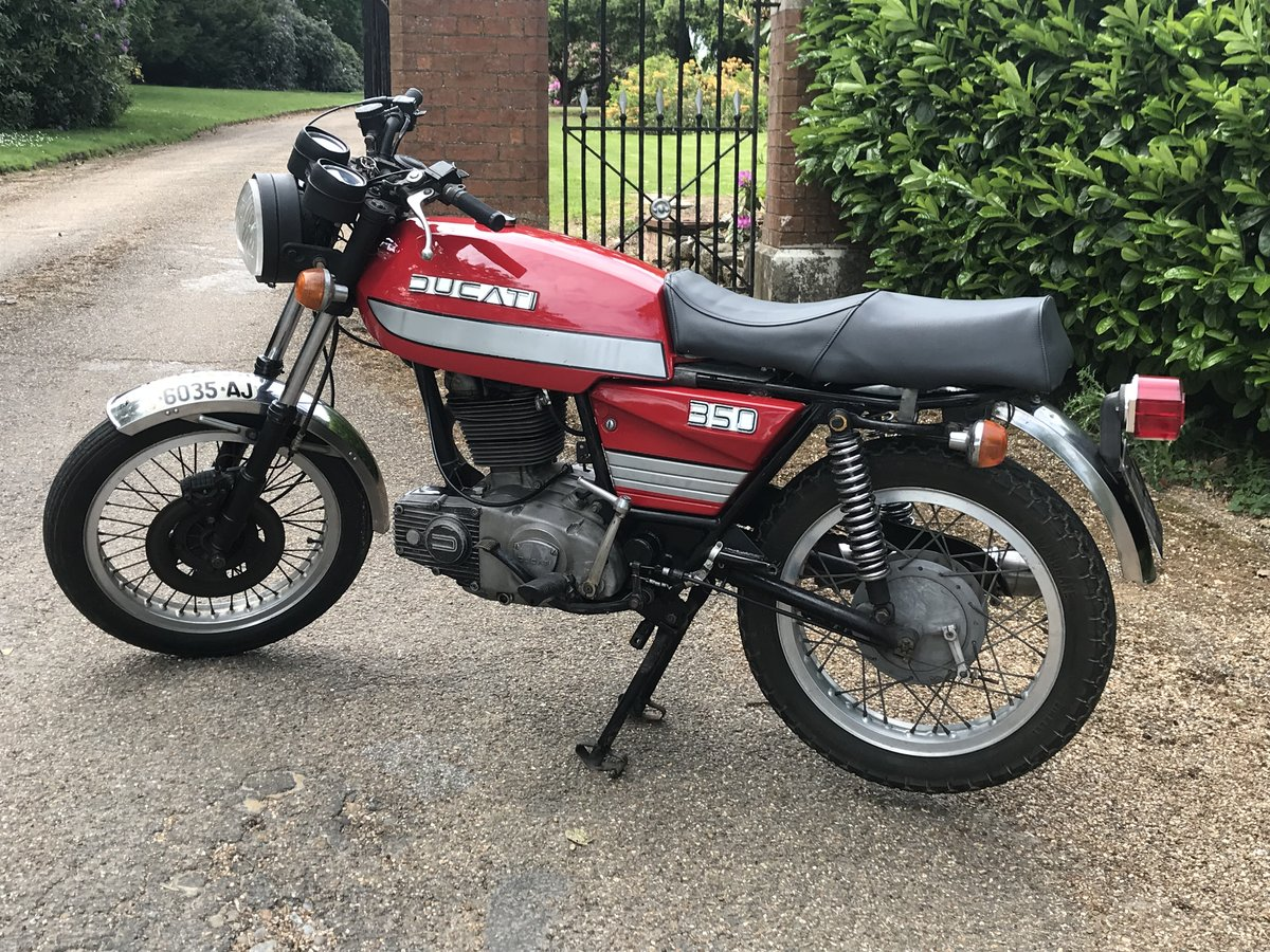 Ducati 350 Forza 1977 For Sale (picture 5 of 6)