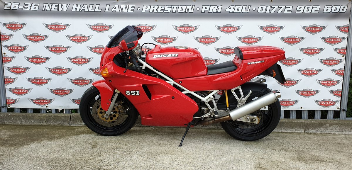1992 Ducati 851 Sports Classic For Sale (picture 3 of 6)