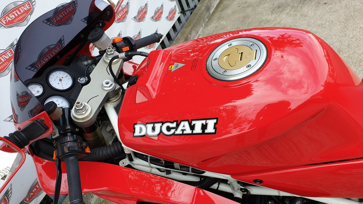 1992 Ducati 851 Sports Classic For Sale (picture 6 of 6)