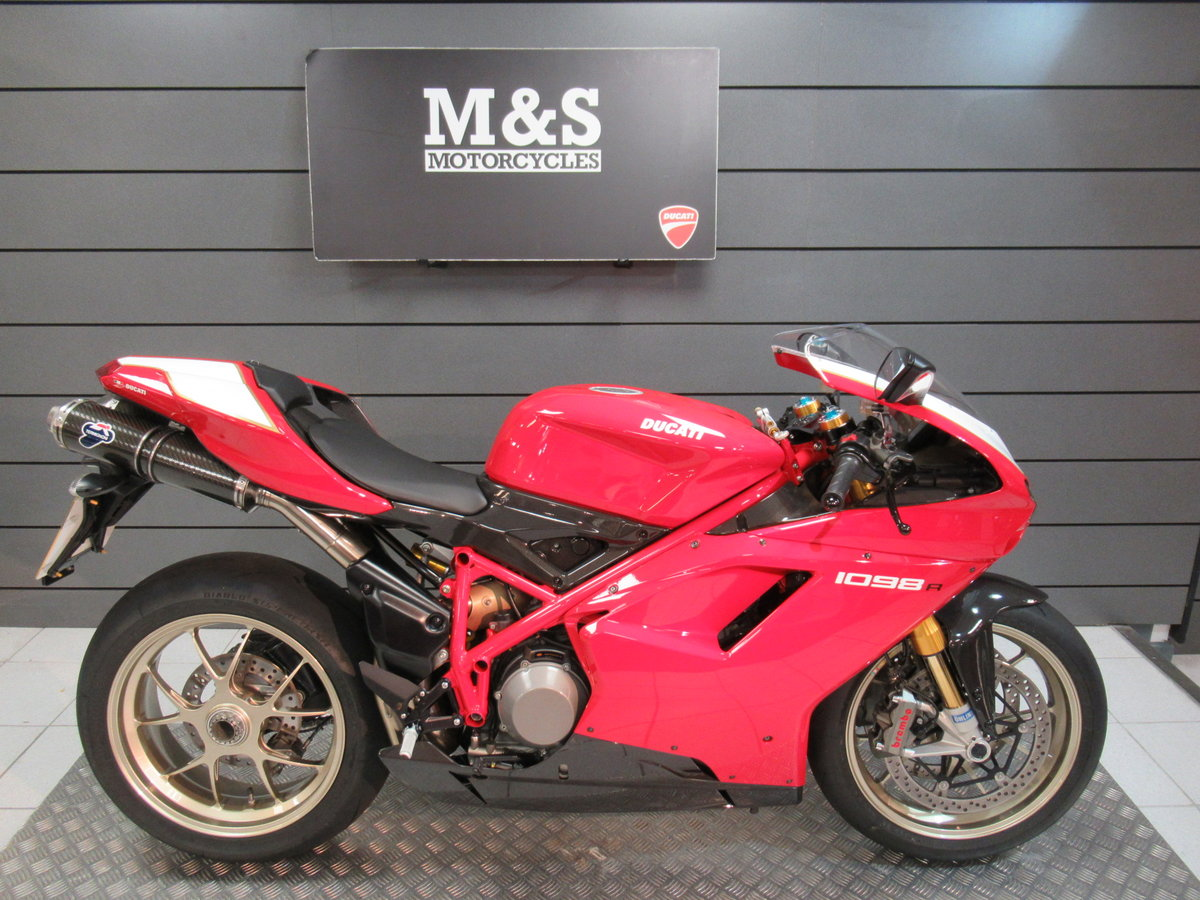 2008 Ducati 1098 R For Sale (picture 1 of 6)