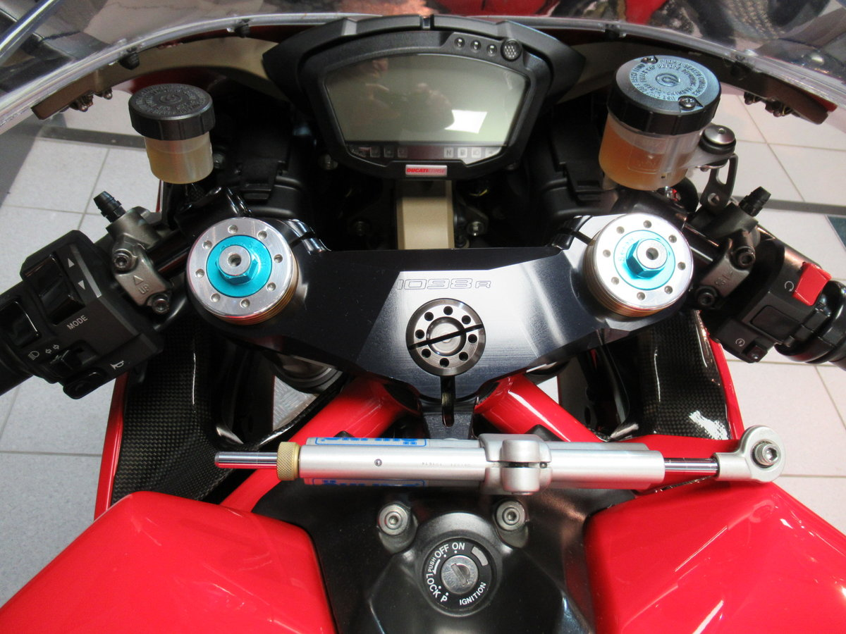 2008 Ducati 1098 R For Sale (picture 4 of 6)
