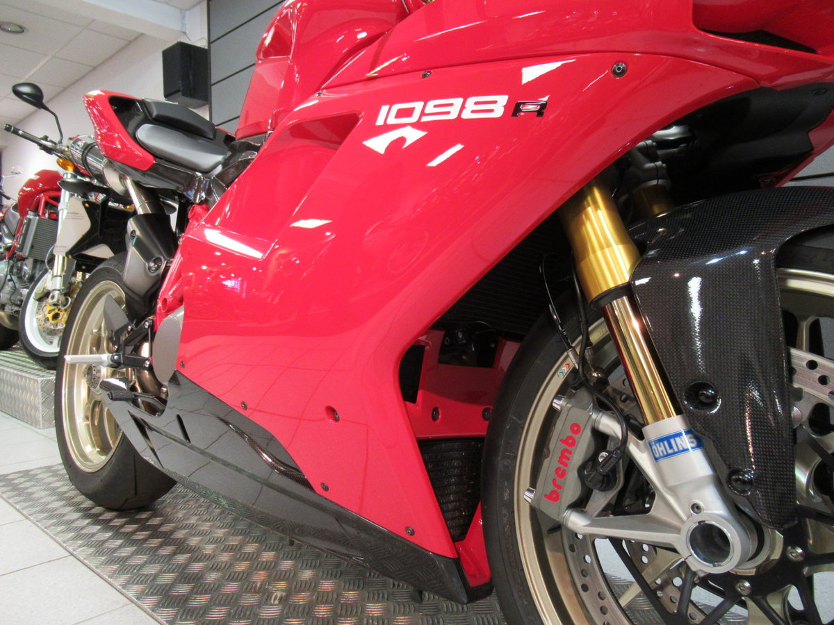 2008 Ducati 1098 R For Sale (picture 5 of 6)