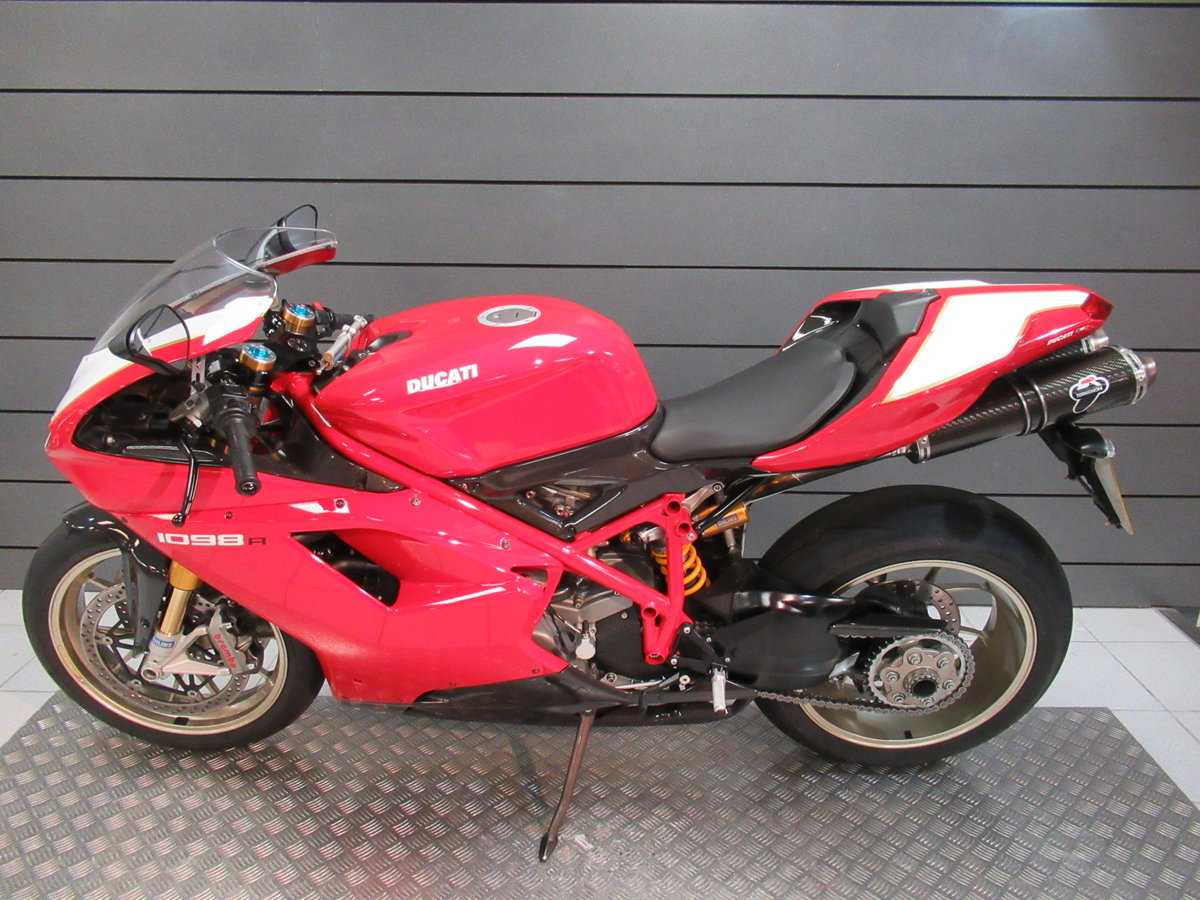 2008 Ducati 1098 R For Sale (picture 6 of 6)