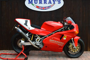 1993 Ducati 888 SP5, Stunning bike For Sale