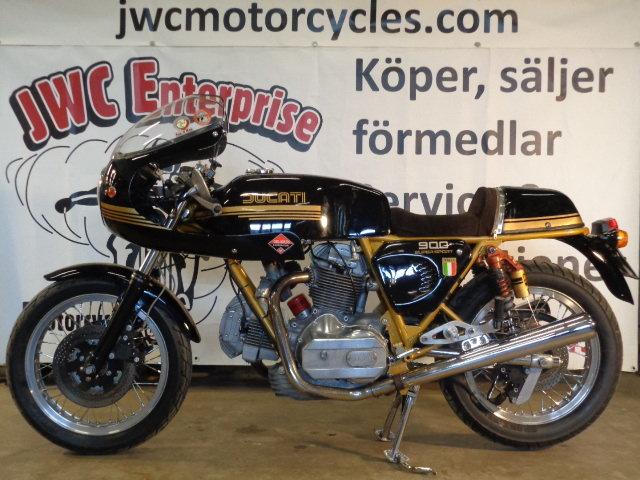 Ducati 900 Super Sport 1978 For Sale (picture 1 of 6)