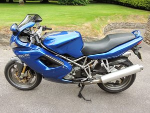 2001 Ducati 996 ST4S For Sale