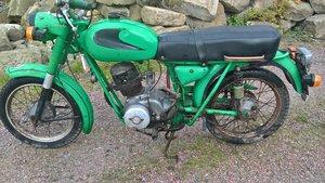 1965 Ducati 125-A