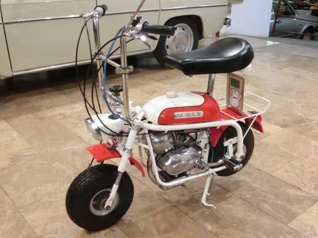 DUCATI MINI MARCELLINO SERIES 1 - 1971 For Sale (picture 3 of 6)