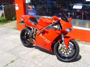 1996 Ducati 916 Biposto Low mileage Iconic Classic - Deposit take