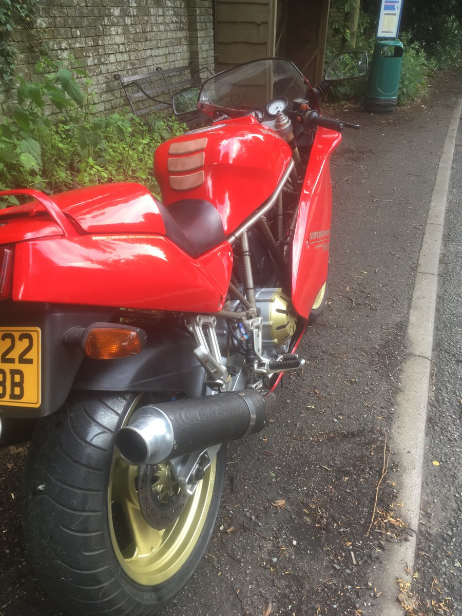 1994 ducati 900 ss sport production For Sale (picture 5 of 6)