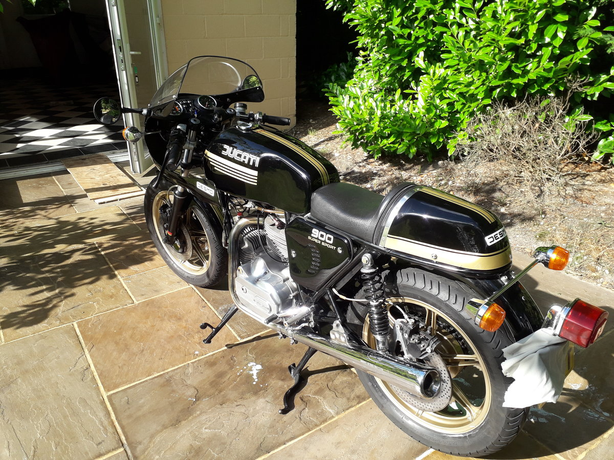 1979 Ducati 900ss For Sale (picture 1 of 5)