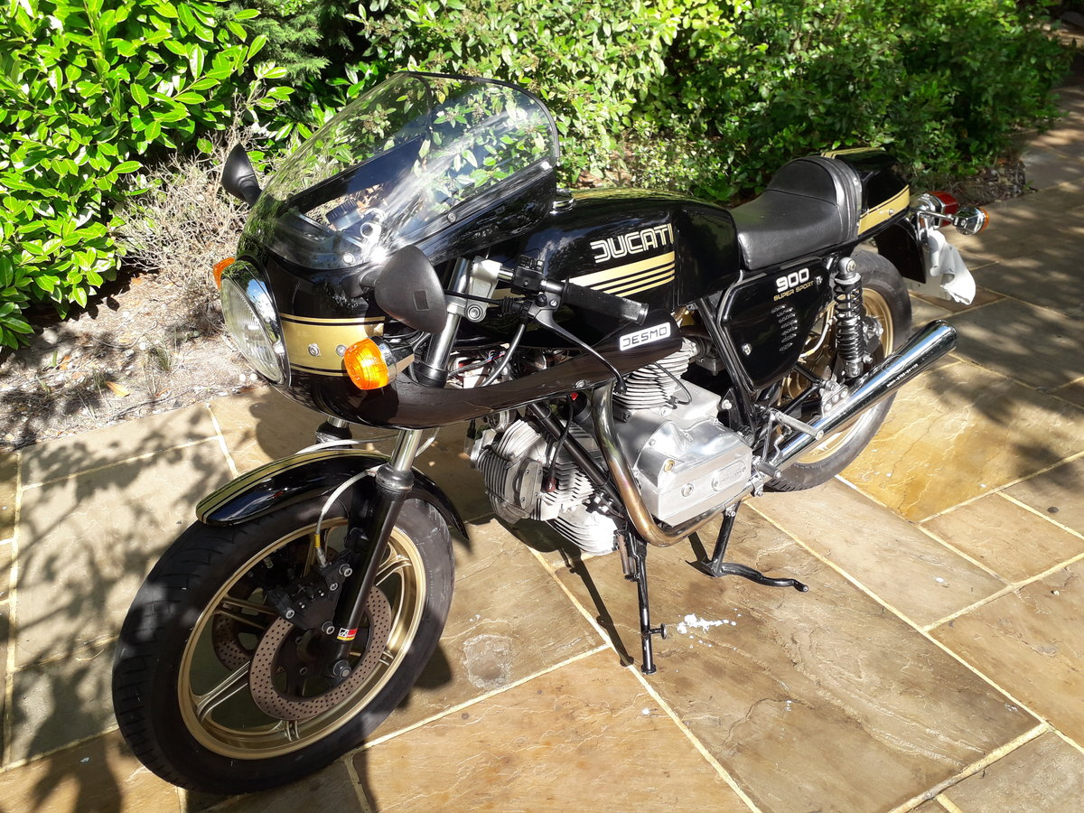 1979 Ducati 900ss For Sale (picture 2 of 5)