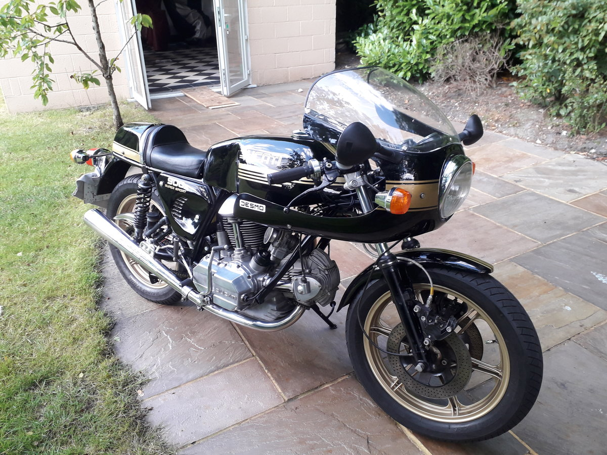1979 Ducati 900ss For Sale (picture 4 of 5)