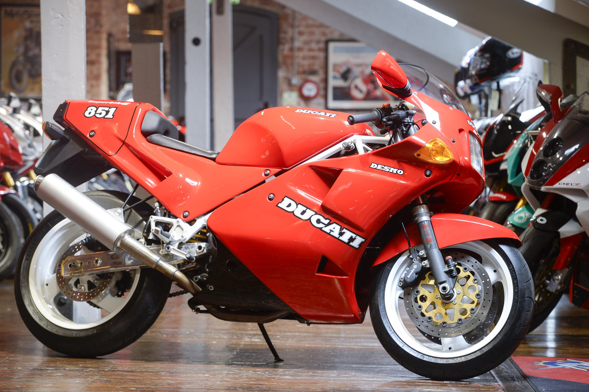 1989 Ducati 851 SP1 Concours Condition For Sale (picture 1 of 6)