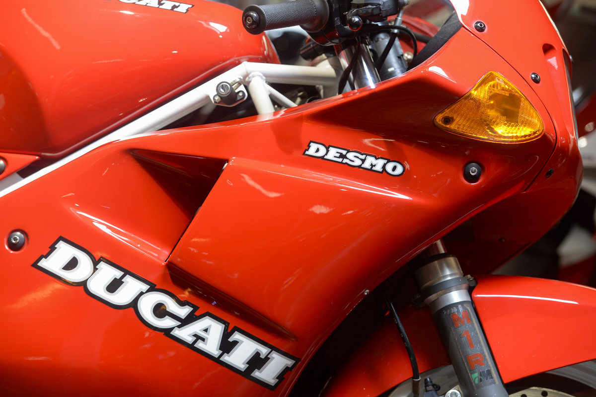 1989 Ducati 851 SP1 Concours Condition For Sale (picture 3 of 6)
