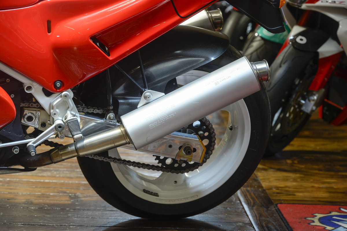 1989 Ducati 851 SP1 Concours Condition For Sale (picture 4 of 6)