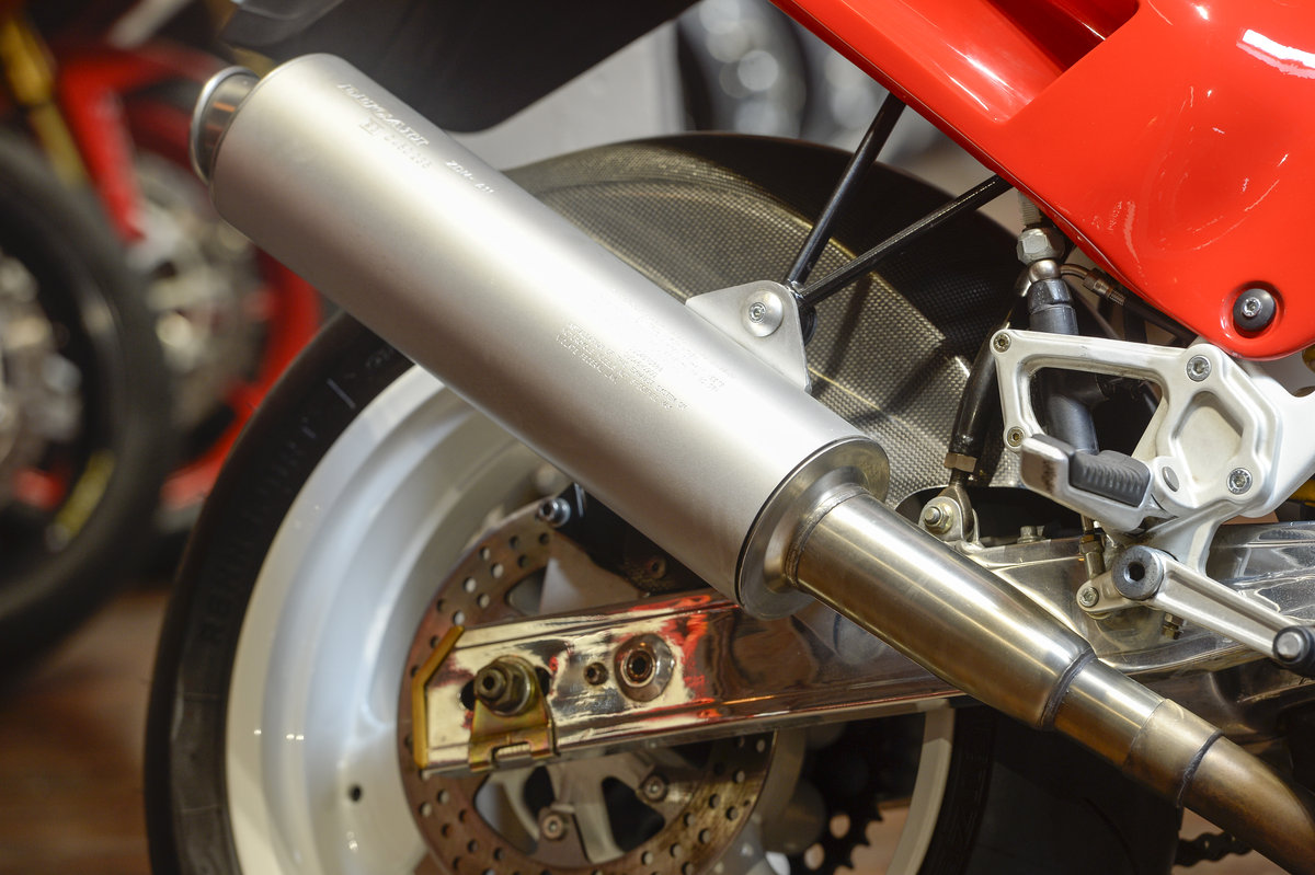 1989 Ducati 851 SP1 Concours Condition For Sale (picture 5 of 6)