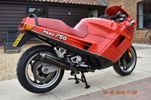 1990 TOTALLY ORIGINAL 750 PASO WITH ONLY 10000 MILES For Sale