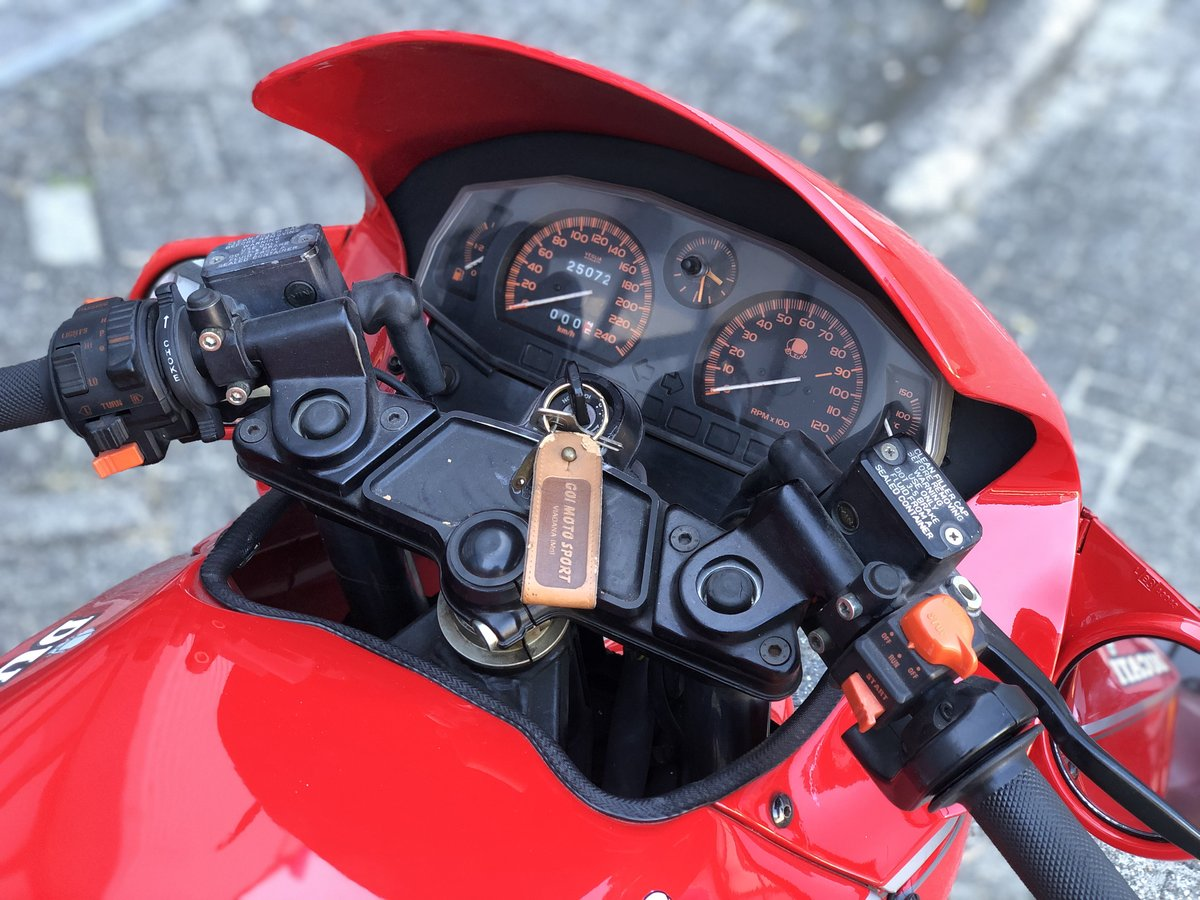 1993 Ducati 750 PASO collector bike ,top conditions SOLD (picture 4 of 6)