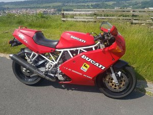 2002 Ducati 900SS low miles Excellent condition For Sale