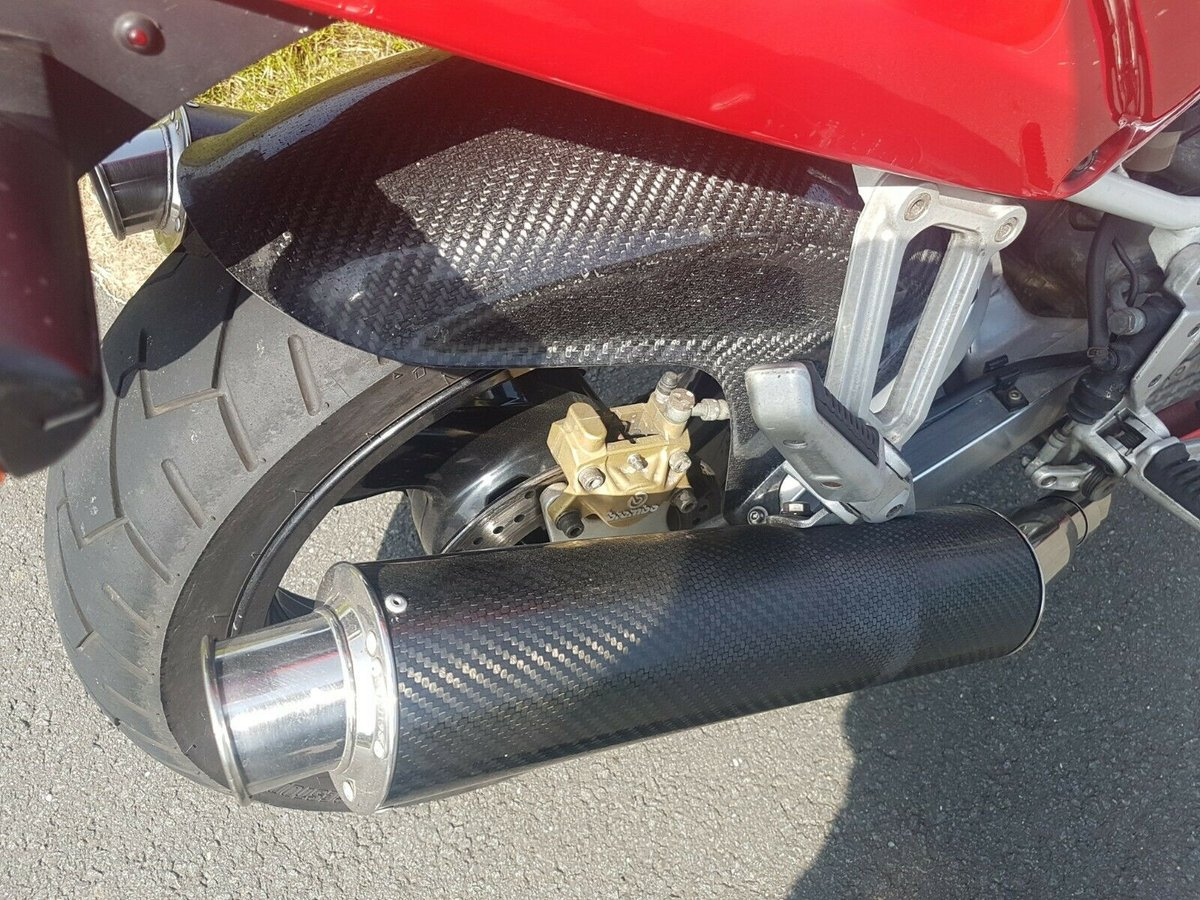 2002 Ducati 900SS low miles Excellent condition For Sale (picture 6 of 6)