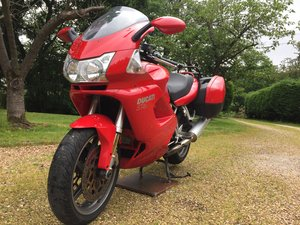 2004 Ducati ST4s Sports Tourer  For Sale