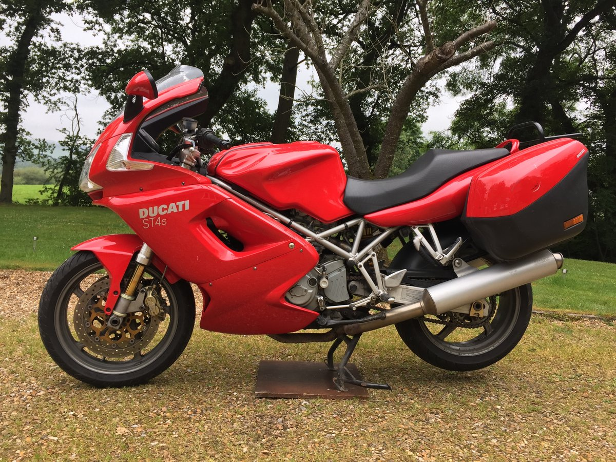 2004 Ducati ST4s Sports Tourer  For Sale (picture 2 of 6)
