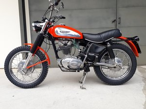 1971 Ducati Scrambler 350 For Sale