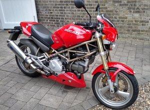 DUCATI Monster M750, 1997, Low mileage, MOT