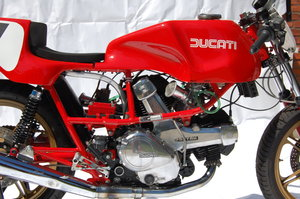 1981 650 Pantah racebike For Sale