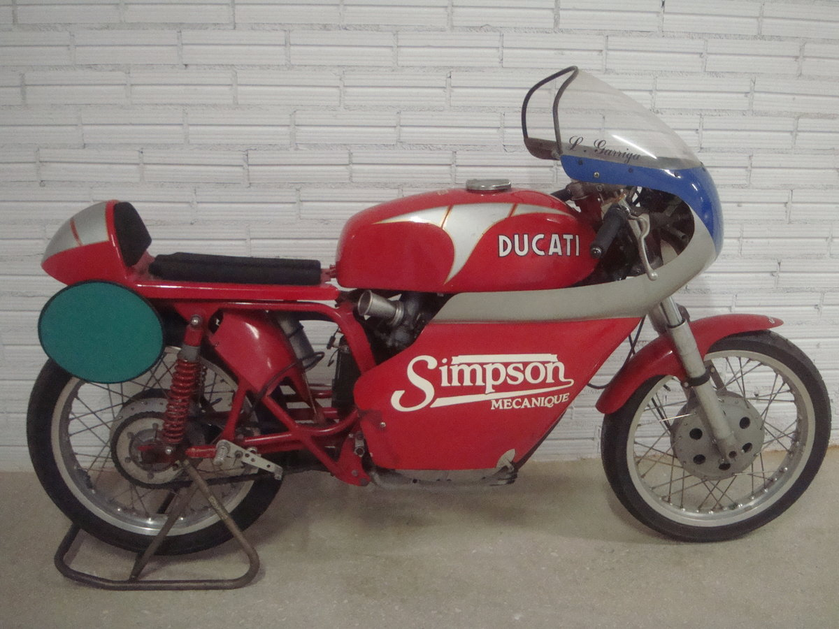 1987 Lovely short stroke  350 race bike For Sale (picture 2 of 3)