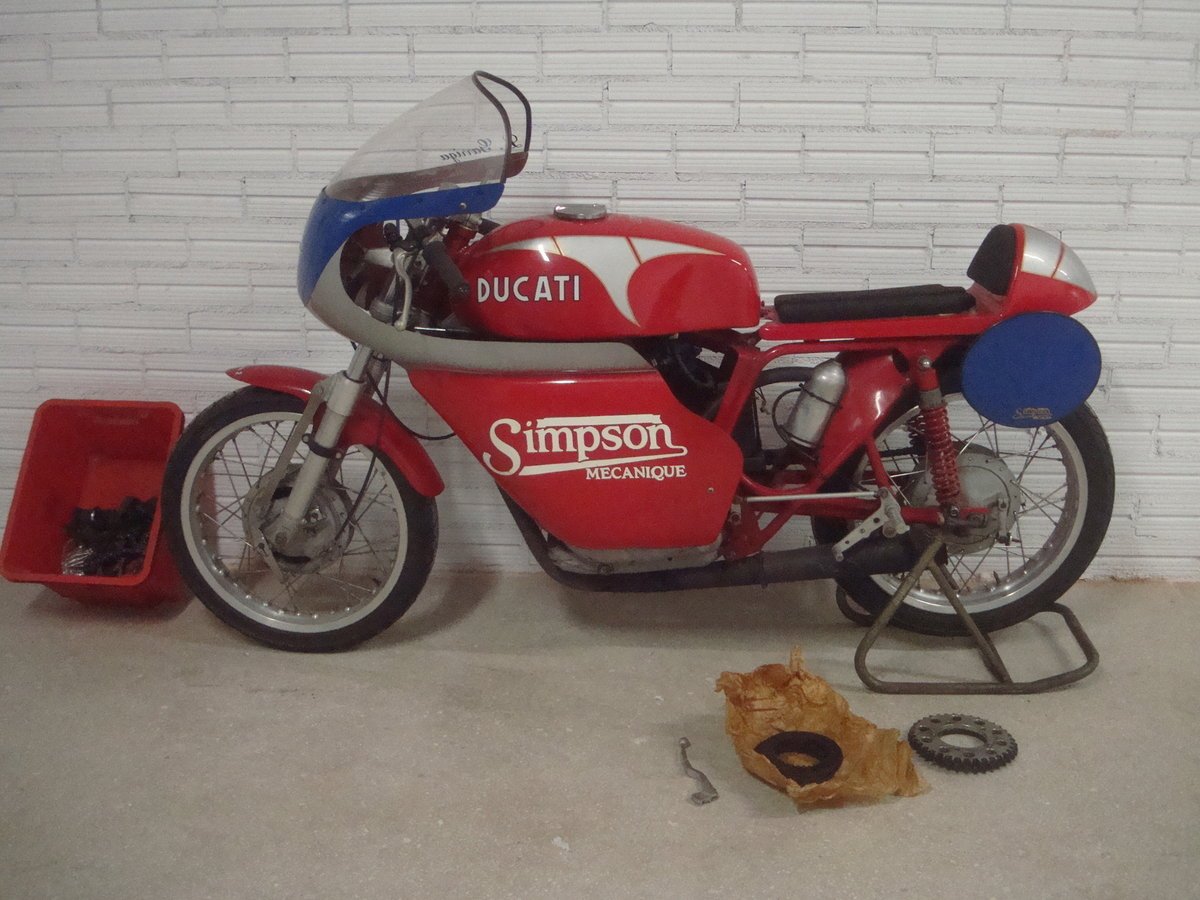1987 Lovely short stroke  350 race bike For Sale (picture 3 of 3)