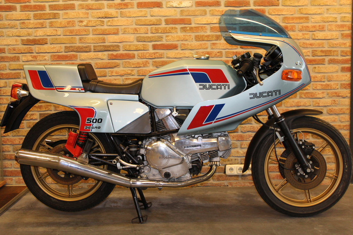 1979 New Pantah 500 completely new For Sale (picture 1 of 6)
